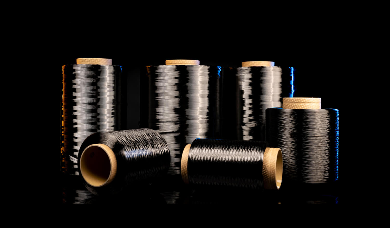 Toray CFE fibres de carbone bannière